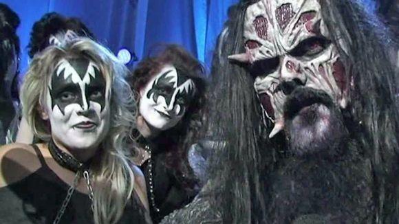 Mr. Lordi eli Tomi Putaansuu on ollut KISS-fani 8-vuotiaasta.