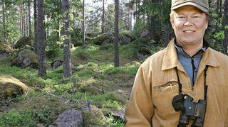 Luontoretki - toimittaja Juha Laaksonen