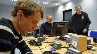 Juha Itkonen, Pauli Aalto-Setälä ja Mika Pantzar.