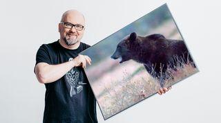 Juha Blomberg pakinoi - Karhupertti