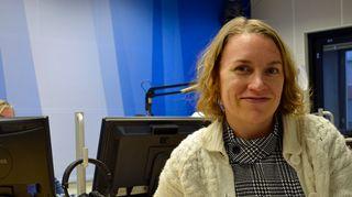 Henna-Kaisa Sivonen.