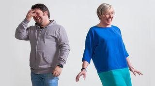 Ihan pihalla - Marko Miettinen ja Olga Ketonen
