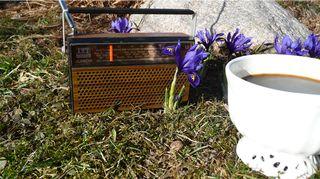 Iskelmäradio