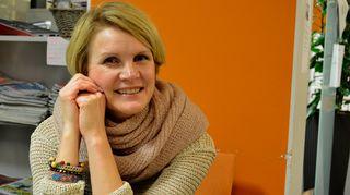 Viestintäkonsultti Sanna Mämmi Kaikki kotona -lähetyksen vieraana 3.3.2015