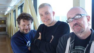 Marko Miettinen, Elastinen ja Juha Roiha