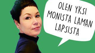 """Mari Jyrkäs - Marian mielestä kolumni """"Köyhän perintö"""""""