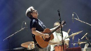 Eric Clapton esiintyy vuonna 2013