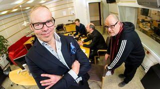 Pauli Aalto-Setälä, Pyöreän pöydän puheenjohtaja