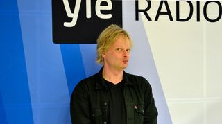 Muusikko Iiro Rantala Taustapeilin vieraana 30.9.2014