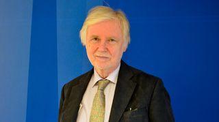 Ulkoministeri Erkki Tuomioja Taustapeilin haastattelussa 14.10.2014