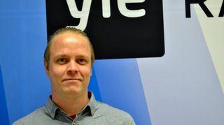 Teemu Suominen Taustapeilin haastattelussa 21.10.2014.