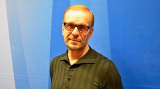 Näyttelijä Jukka Puotila Taustapeilin vieraana 16.12.2014