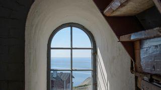 Näkymä Söderskärin majakan ikkunasta