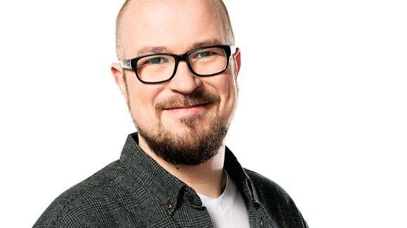 Kuvassa Matti Ylönen.