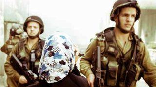 Kielletty kansa - elämää palestiinalaisalueilla -kirjan kansikuva.