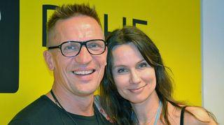 Sami Saikkonen ja Minna Marsh