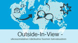 Outside-In-View -raportin kansikuva