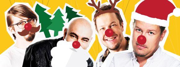 Yle Puheen erilainen joulu
