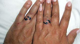 Kikan ja Veiskin sormukset.