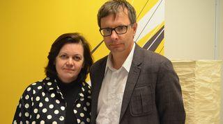 Kirsi Hiilamo ja Heikki Hiilamo.