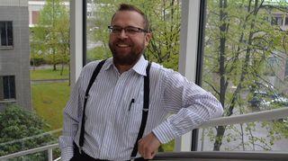 Antti Maunu.