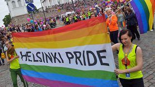 Kuva Helsinki Pridesta.
