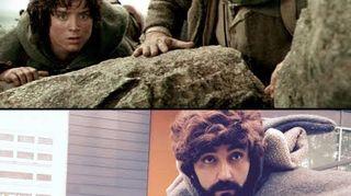 Elämän suuret seikkailijat, Roope Salminen ja Ali Jahangiri!