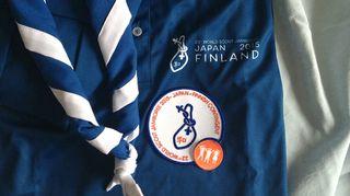 Partiolaisen Jamboree järjestetään tänä vuonna Japanissa