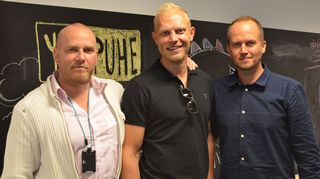 Lindgren, Sihvonen ja Pekka Koskela