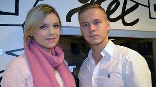 Irina Vartia ja Petteri Paavola