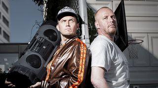 Tommi Lindgren ja Petteri Sihvonen
