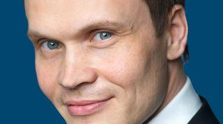 Kokoomuksen kansanedustaja Mikael Palola