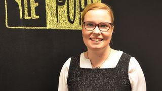 Sosiaali- ja terveusministeri Laura Räty (kok)