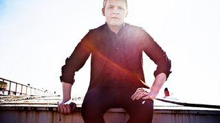 Meidän Festivaalin taiteellinen johtaja Pekka Kuusisto