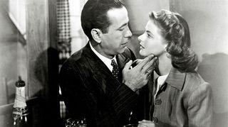 Humphrey Bogart ja Ingrid Bergman