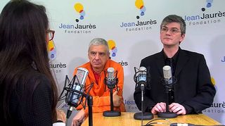 Jean-Yves Camus ja Nicolas Lebourg
