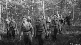 Suomalaisia sotilaita