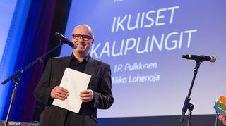 J. P. Pulkkinen