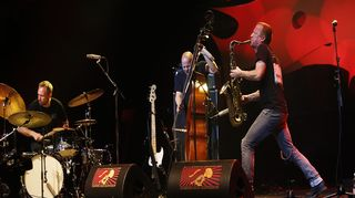 The Thing @ Tampere Jazz Happening 2014
