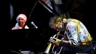 Omar Sosa - Trilok Gurtu - Paolo Fresu Tampere Jazz Happeningissä