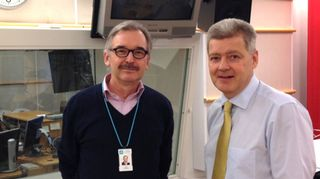 Juha Kulmanen ja Lauri Kivinen