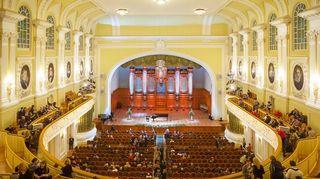 Moskovan konservatorion suuri sali