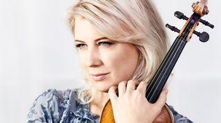 Elina Vähälä Helsingin kaupunginorkesteri