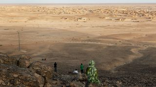 Länsi-Saharaa