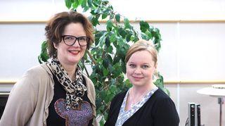 Lisa Enckell, Katja Jalkanen