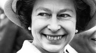 Englannin kuningatar Elisabeth II