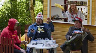 Pako Veikkolaan Veikkolaan Veikkolan Kartanonteatterissa kesällä 2016.