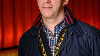 Elokuvakriitikko Frédéric Strauss tuntee Pedro Almodóvarin.