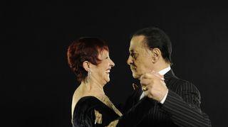Tangotanssijat María Nieves Rego ja Juan Carlos Copes.