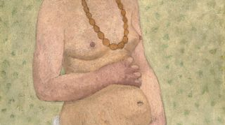 Paula Modersohn-Beckerin teos.